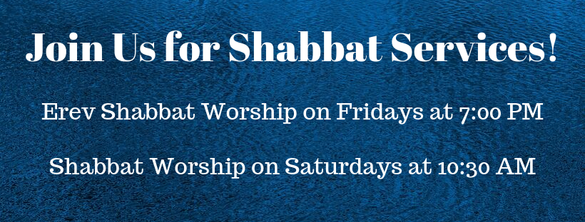 Shabbat Times for Website